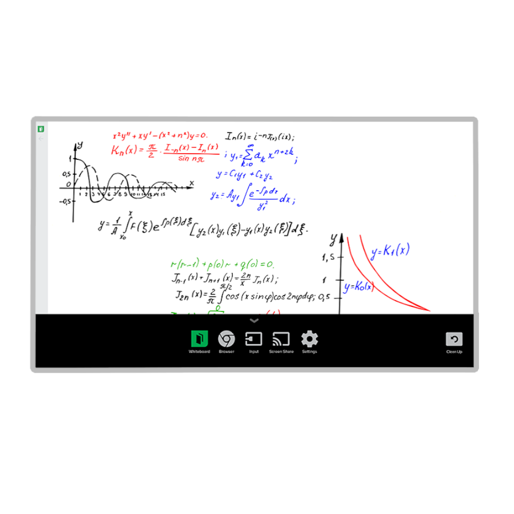 SMART Display Board 7375P IQ