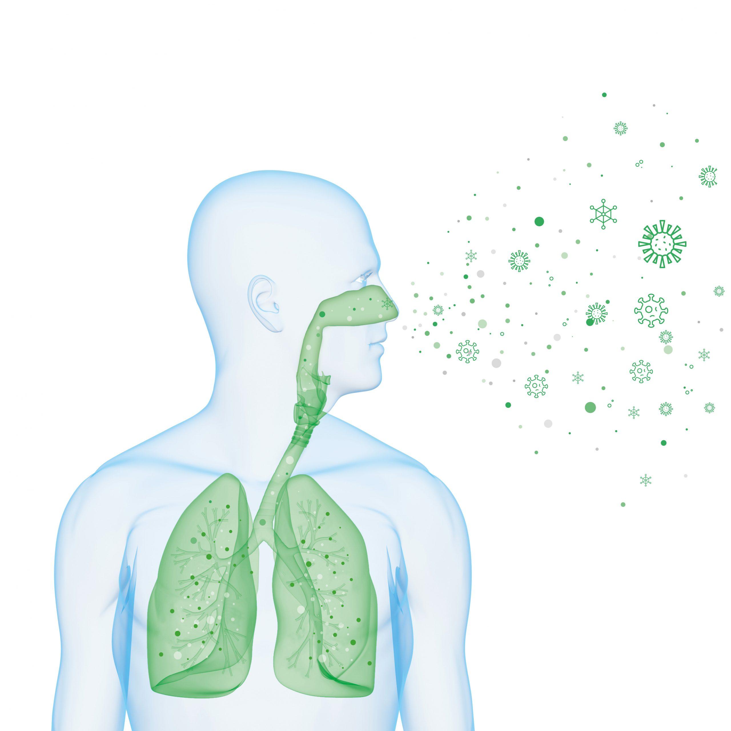 Coronavirus – es hilft ein Luftreiniger IDEAL AP40 PRO